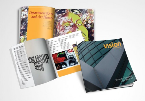 Vision Magazine - First Edition